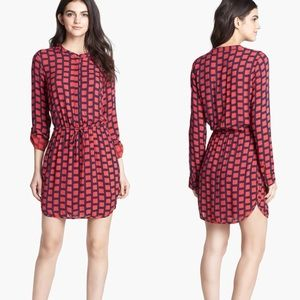 ✨ Splendid Windowpane Shirtdress ✨